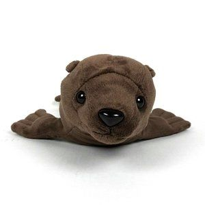 "Seal Sea Lion Plush Stuffed Animal Toy 14"" Ocean"